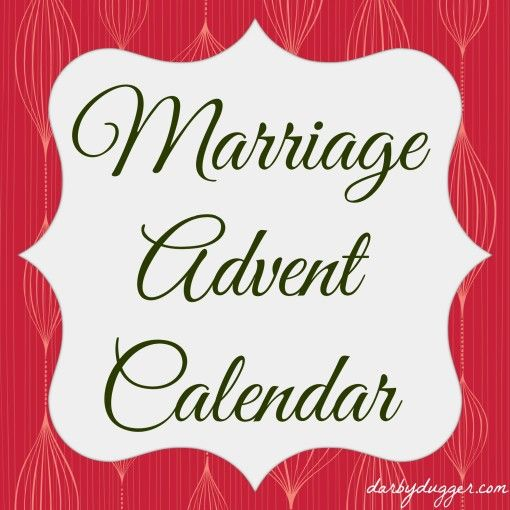 Advent Calendar Ideas Wife : Ideas and suggestions for creating an advent calendar