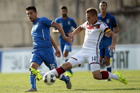 Italy U20 v Germany U20 - Pictures - Zimbio