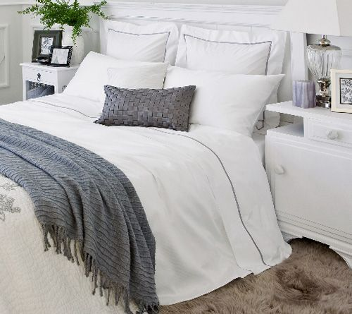Ropa cama zara home beds pinterest zara home casa y for Decoracion de camas zara home