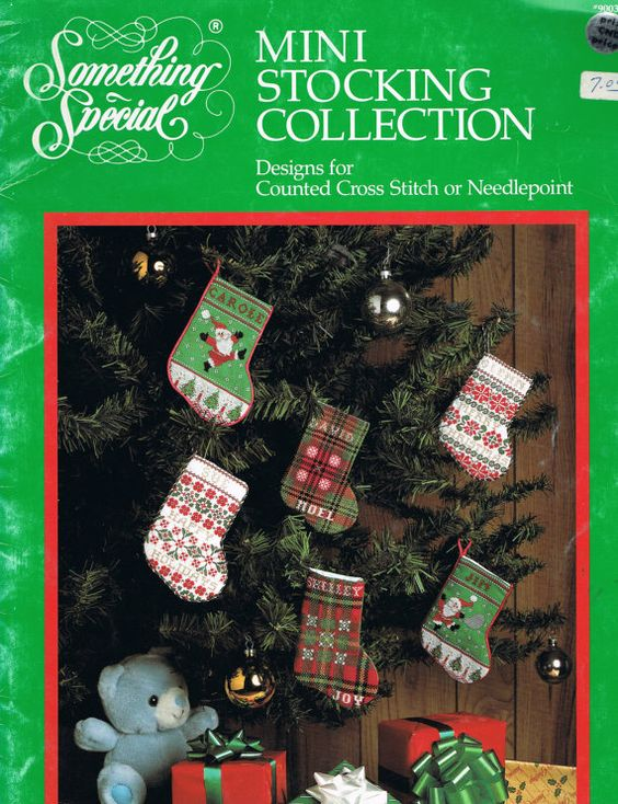 CCS  Something Special 90034  Mini Stocking by BusyBeaverBoutique