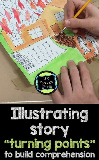 We DO have time to bring creativity into our classrooms.  Check out this post about how we continued our in-depth literature studies AND brought in reading, writing, and speaking!