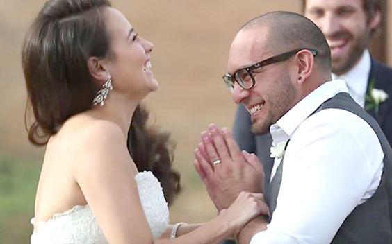 交際して5年間、結婚まで「キス」を大事に守ってきたカップル、結婚式を挙げてやっと…! – grape [グレープ] – 心に響く動画メディア