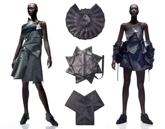 Mathematical Fashion   http://www.pinterest.com/Svartalader/%C3%BEttern/