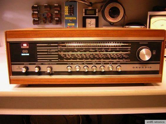 Ebay Vintage Radio 105