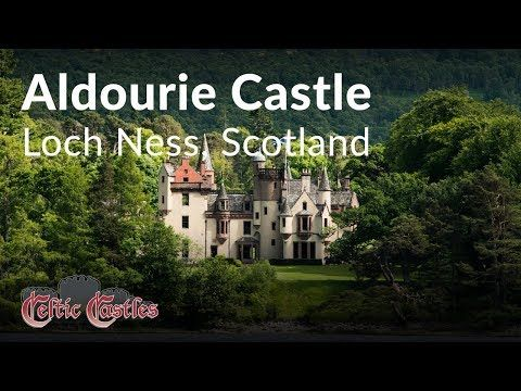 Aldourie Castle Loch Ness Scotland Youtube Castle Scotland Castle Estate
