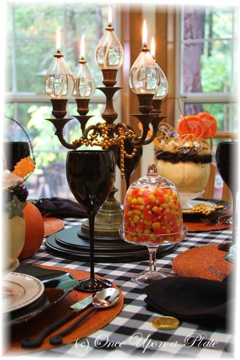 Once Upon a Plate: Tablescape Thursday: