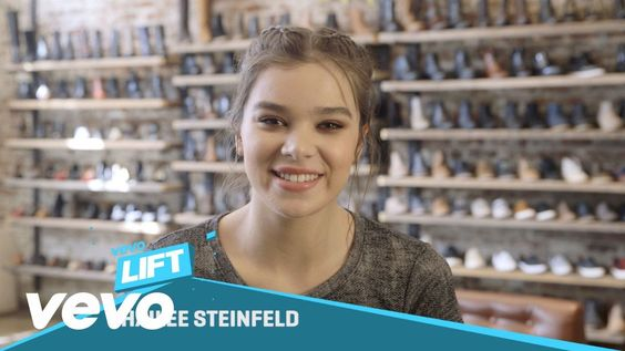 Hailee Steinfeld - LIFT Intro (Vevo LIFT): Brought To You By McDonald's