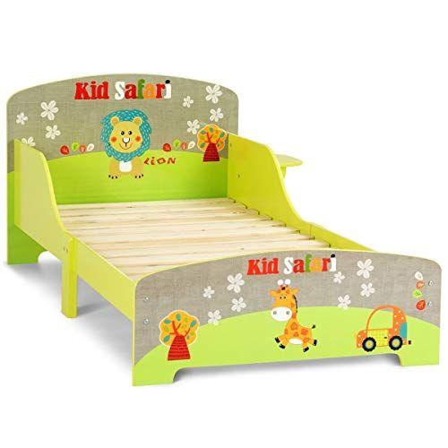 Toddler Bed Mdf Children Bedroom Boys And Girls Colorful Furniture
