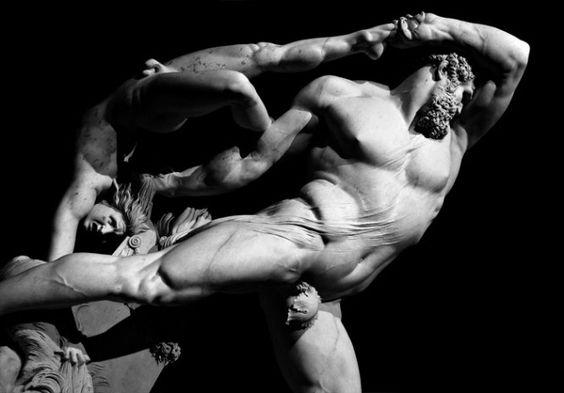Antonio Canova-Hércules y Lichas