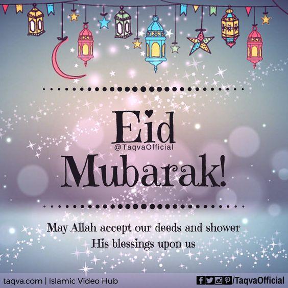 10 Gambar Ucapan Selamat Hari Raya Idul Fitri 1441 Hijriah Tahun