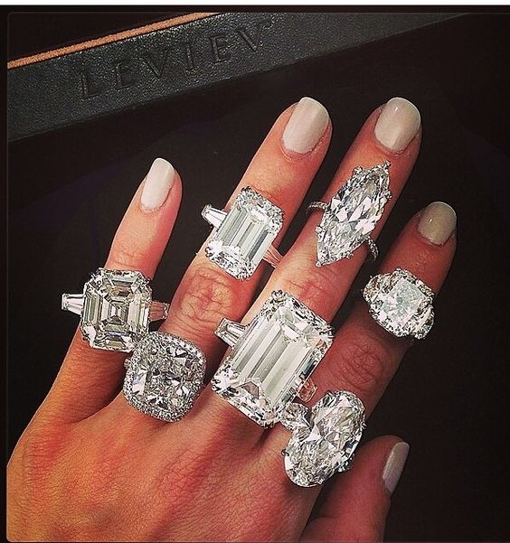 huge engagement rings engagement rings and engagement on pinterest