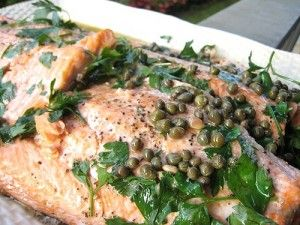 Trout Grenobloise Recipe