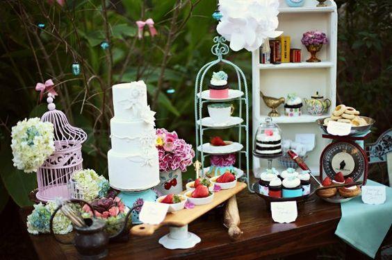 whimsical table!