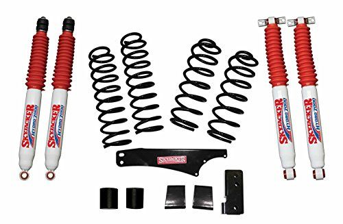 Skyjacker Jk25bphsr Coil Spring Lift Kit Lift Kits Wrangler Jk Wrangler Accessories