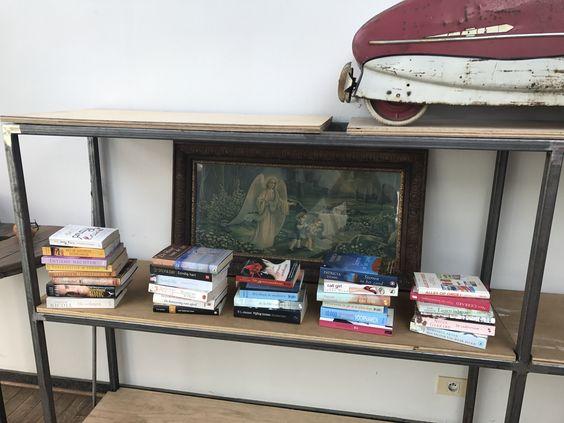 Boekenruilkast Geraardsbergen 2