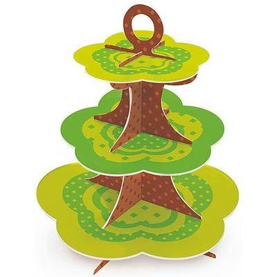Suporte para Cupcake Cromus Floresta