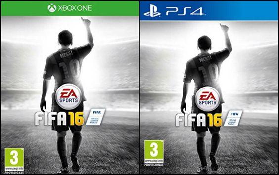 Pre-Order FIFA 16 £48.80 - cwuki.co.uk