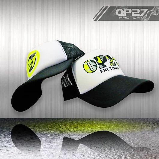 Selamat pagi racing. Happy weekend. Topi OP27 Factory Racing code COP27-002 & COP27-004. 087845622777 (WA, SMS, & Telp) / D17560D1 (BBM) / op27factory (LINE)