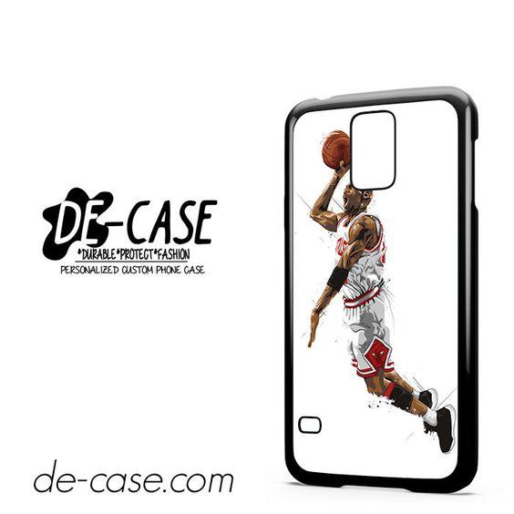 Michael Jordan Slam Dunk DEAL 7169 Samsung Phonecase Cover For Samsung Galaxy S5 / S5 Mini