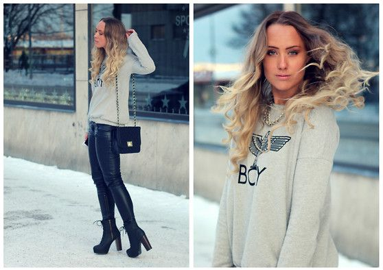 Boy London' (by Joanna Johansson) http://lookbook.nu/look/4357933-Boy-London