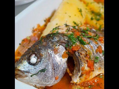 Sudado de Pescado – A Comer