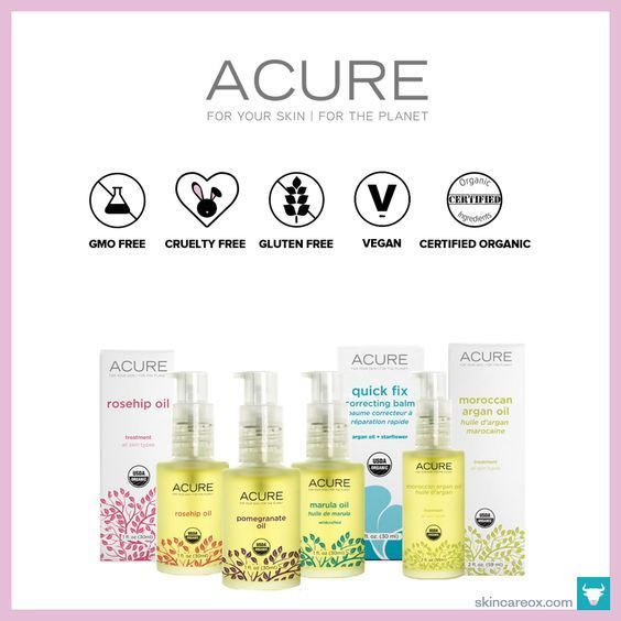 Acure Organics Skincare Browse Our Ultimate List Of 2017 S Best Organic Skin Care Lines This To Organic Skin Anti Aging Skin Products Organic Skin Care Lines