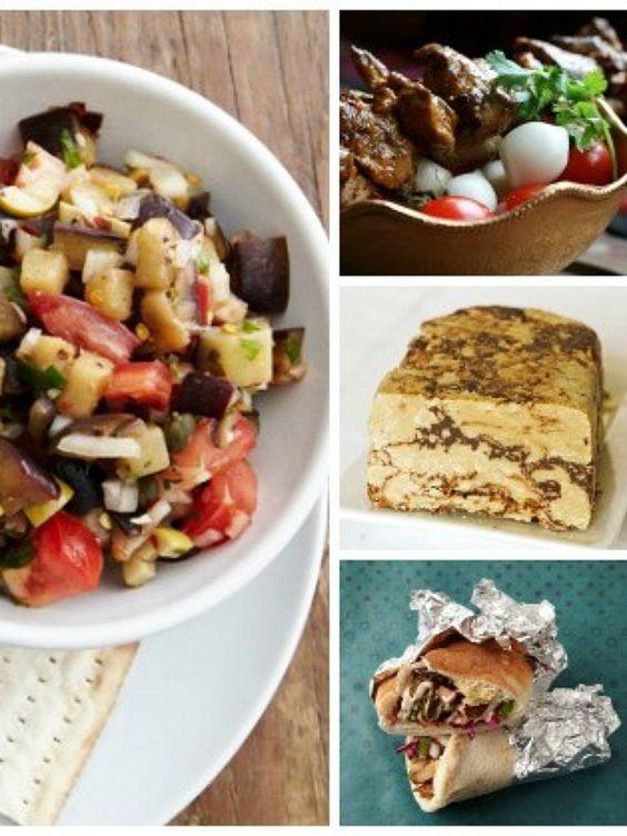 15 Israeli Inspired Recipes for Lag Baomer