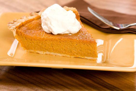 Orange Pie... ¡que delicia!