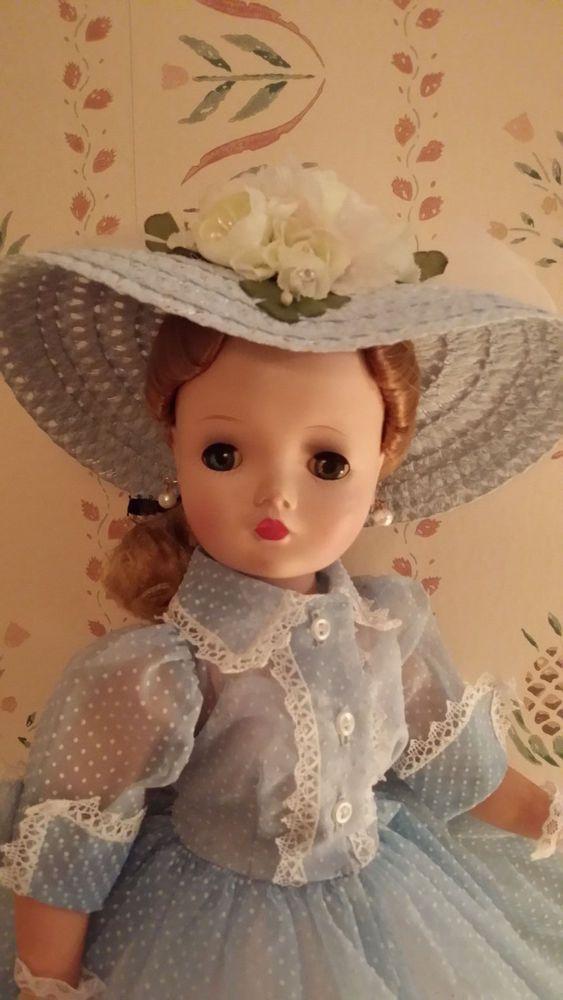 Vintage Madame Alexander Cissy Doll 1950s 20 Lovely!