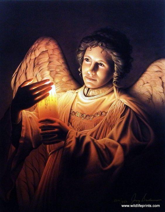 Jerry Gadamus Angel of Light