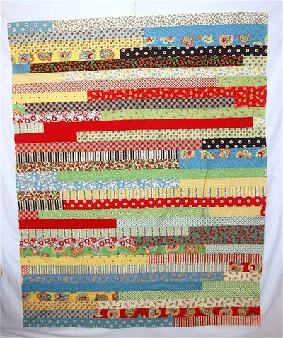 Lasagna Quilt Pattern Jelly Roll :