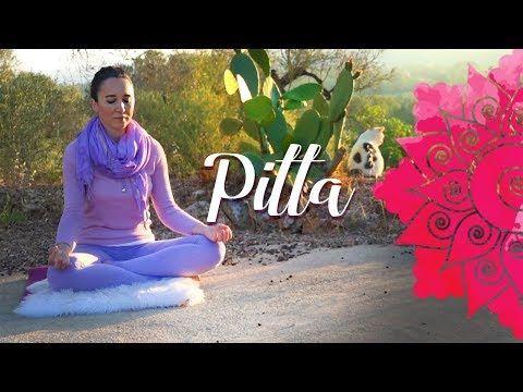 Yoga Meditazione Per Pitta Youtube In 2020