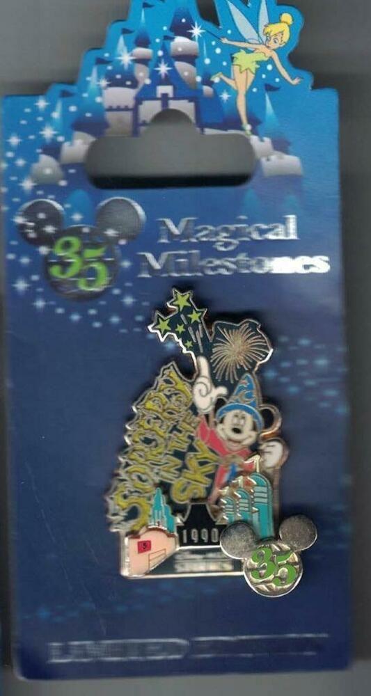 Disney Stitch/'s Magical Adv LE New Pirates of Caribbean Pin