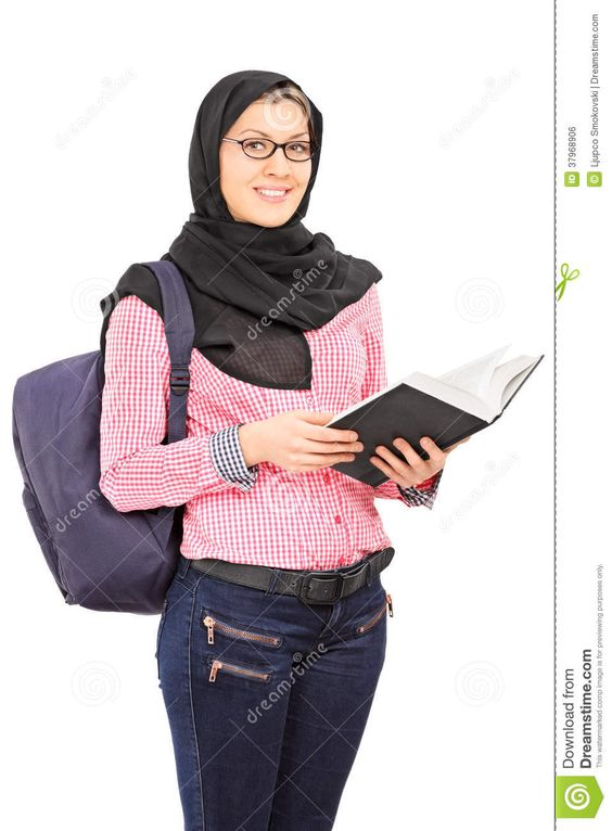 female-arabic-student-backpack-holding-book-looking-camera-isolated-white-background-37968906.jpg (957×1300)