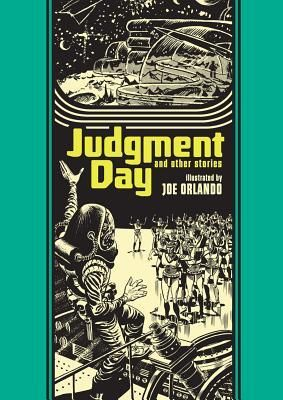 Judgment Day And Other Stories graphic novel