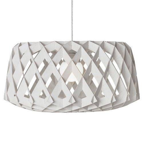 Showroom Finland Pilke 60 pendant, white (With images