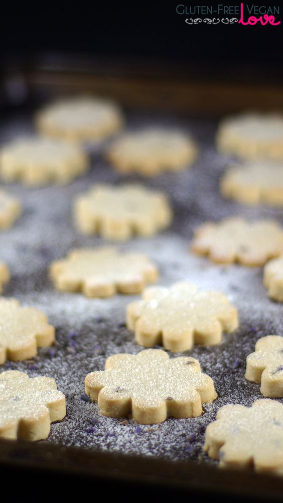 Vegan gluten free lemon cookie recipes