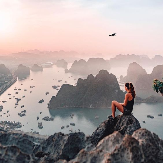 Ha Long Bay, Vietnam -14 most stunning places to travel with your Significant Other - Todaywedate.com