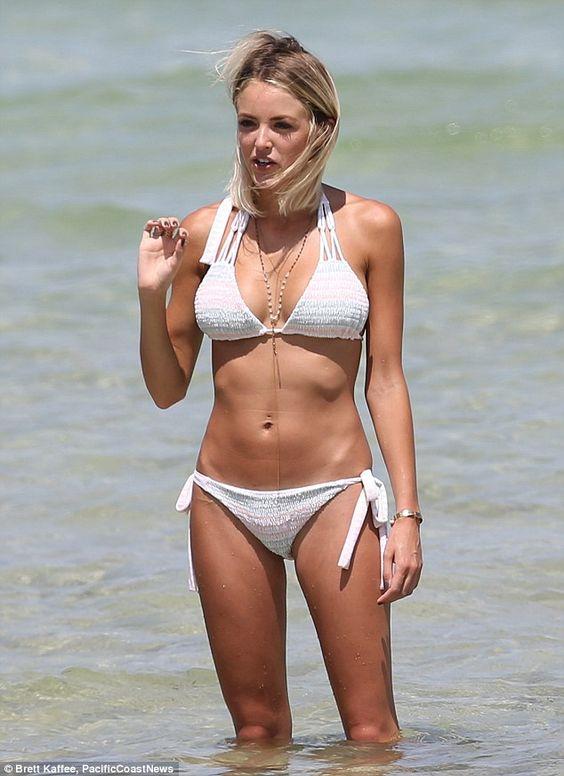 Tori praver, Bikinis and String bikinis on Pinterest