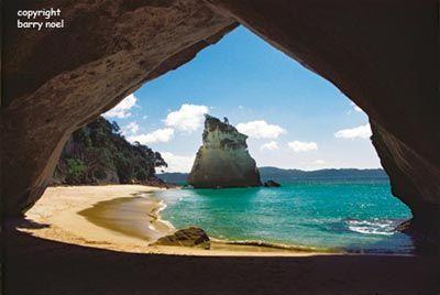 Cathedral Cove, Coromandel Peninsula, New Zealand