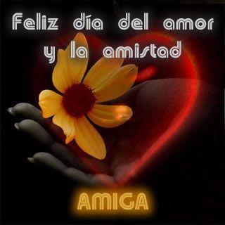 Feliz Dia del amor y la amistad amiga espero te guste este tablero de imágenes de amor y amistad, sigue con nosotros en nuestro sitio web