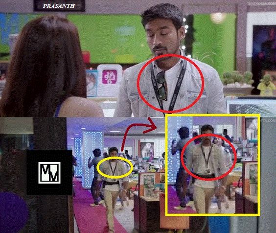 Anegan (2015) Tamil Movie Mistakes #tamilmoviemistakes | TAMIL MOVIE MISTAKES