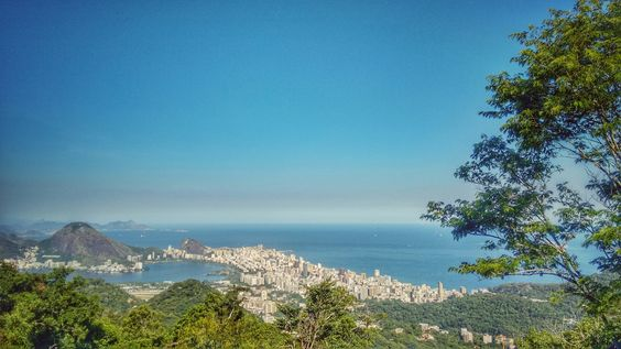 Vista Chinesa-Rio De Janeiro (Chinese View-Rio de Janeiro)