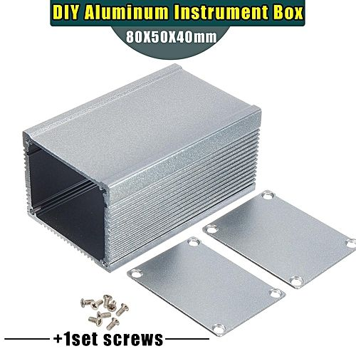 Model 760622 Name Diy Electronic Components Aluminum Box