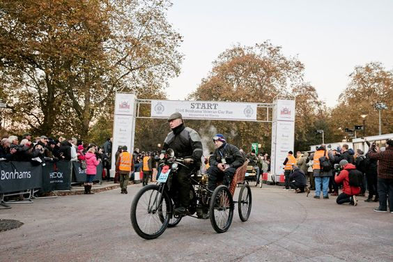 Bonhams London To Brighton Veteran Car Run Supported By Hiscox Gallery Erster Weltkrieg