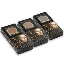 Semi permanentes Augenbrauenpuder von Christian Cosmetics  http://www.wimpernwuensche.de/christian-augenbrauenpuder-mit-schablone-wasserfest-bronze.html