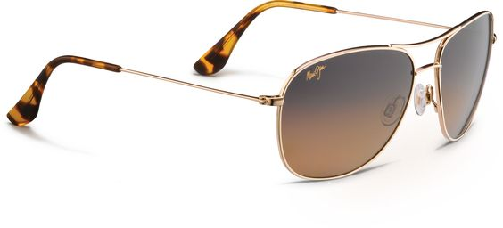 Maui Jim Unisex Cliff House Polarized Sunglasses - Women's