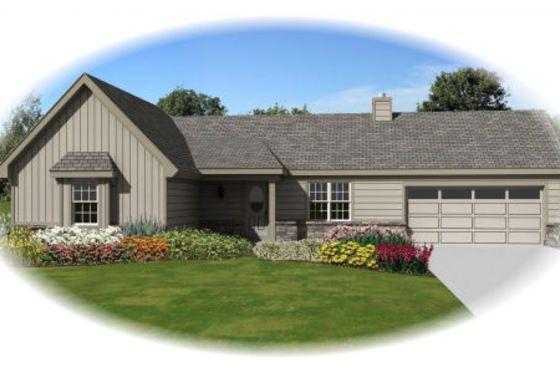 House Plan 81-13853