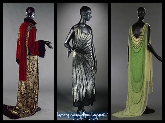 """La marquise Angelique: Tendenza Moda anni 20 """"Look dei ruggenti anni 20"""" - """"Roaring twenties trend"""""""