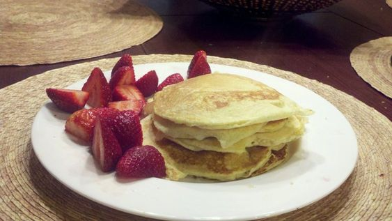 Lemon ricotta pancakes ricotta pancakes and breakfast ideas on